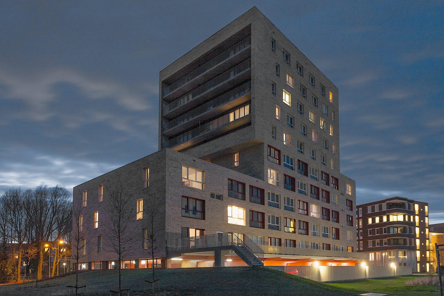 Nieuw in Stad. Alle nieuwe woningen in Groningen